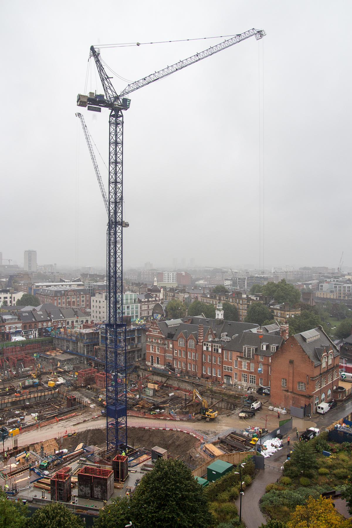 Building London Via @Atisgailis