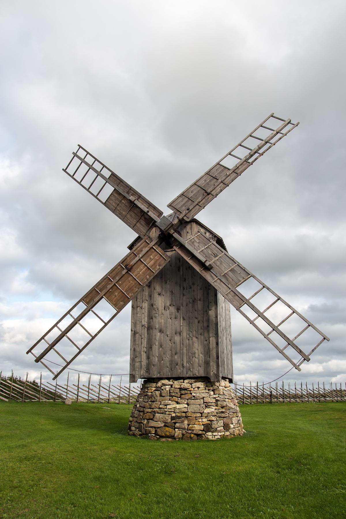 Windmill Via @Atisgailis