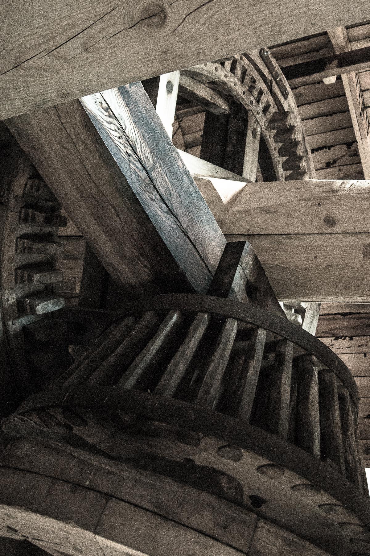 Wooden Gears Via @Atisgailis