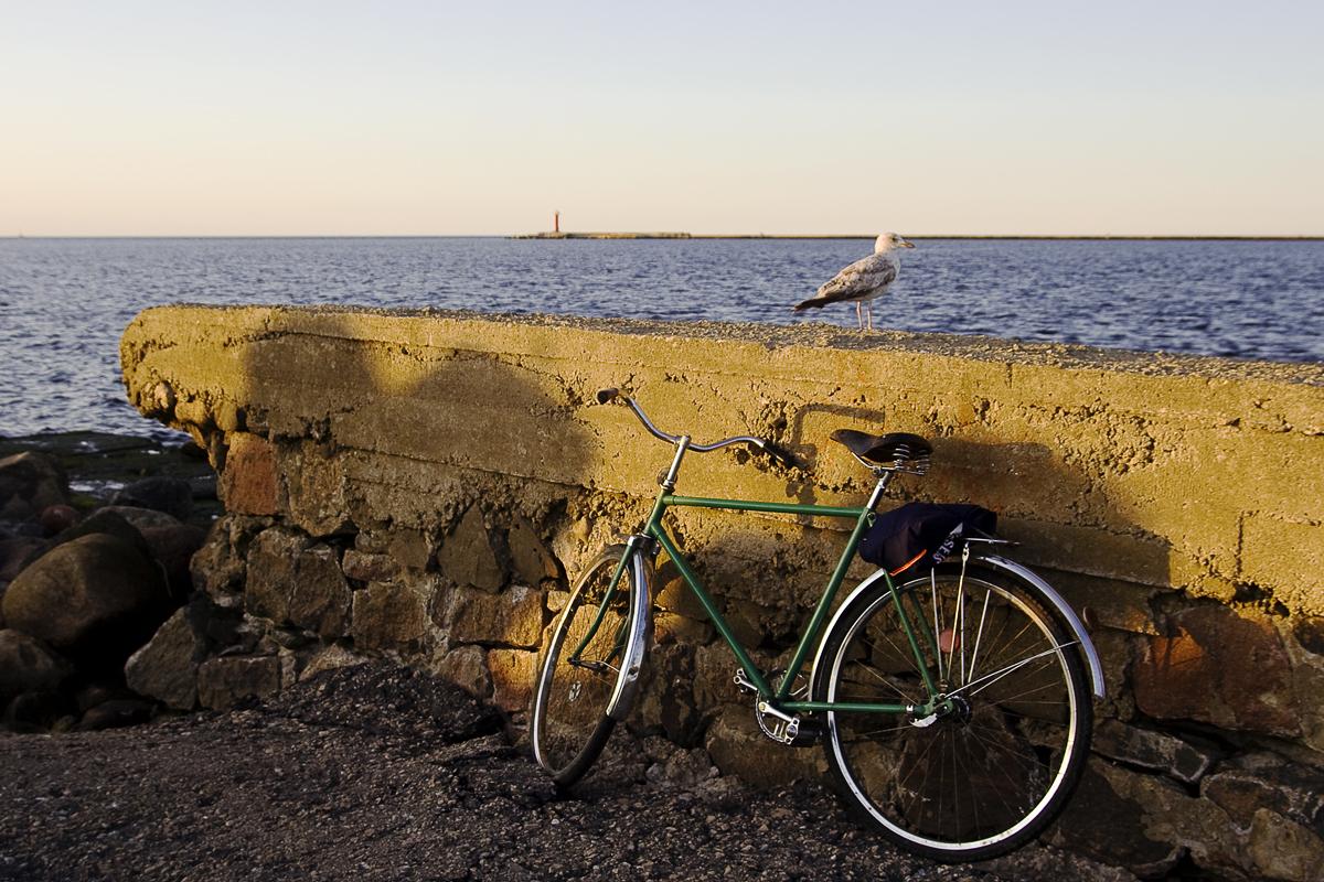 Bike Via @Atisgailis