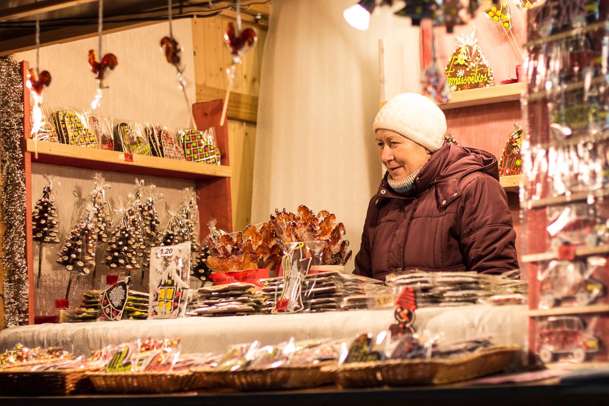 Christmas Market In Riga Via @Atisgailis