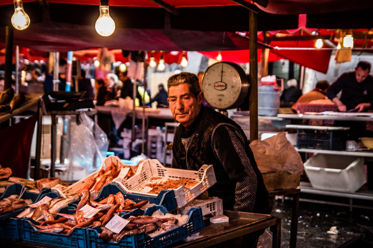 Fish Market Man Via @Atisgailis