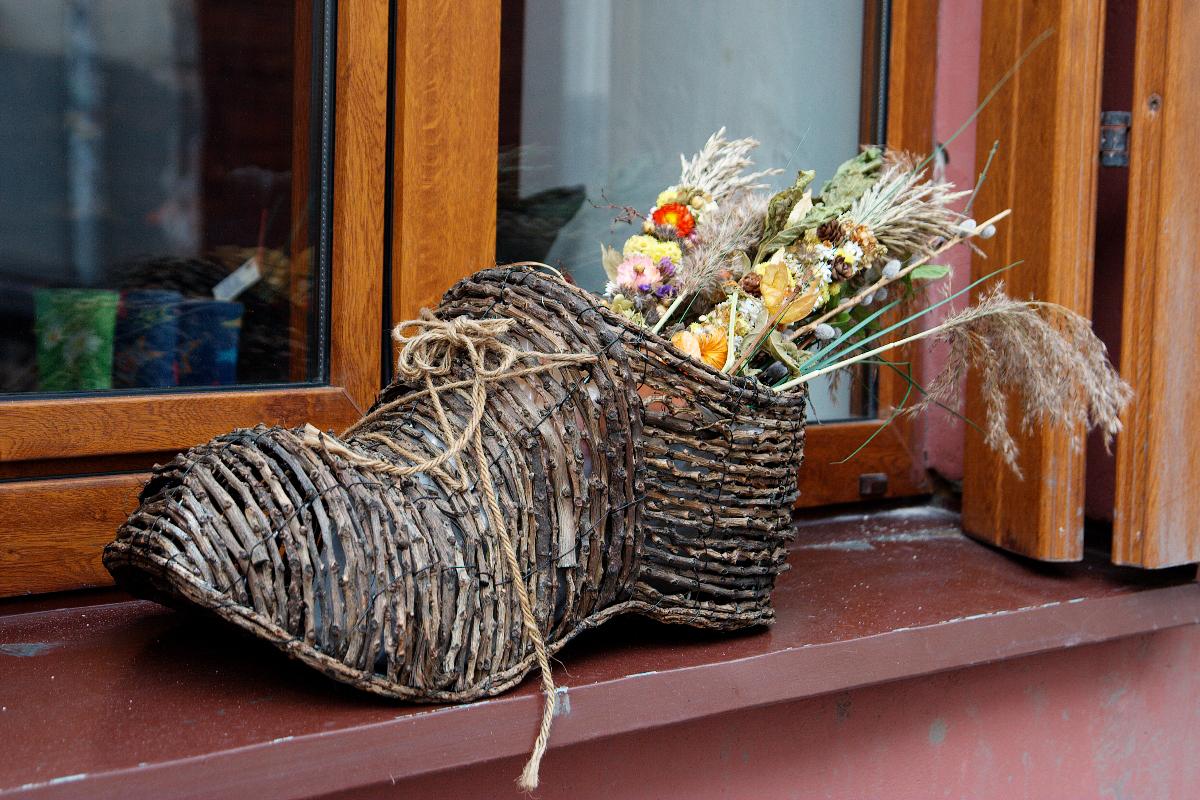 Flower Boot Via @Atisgailis