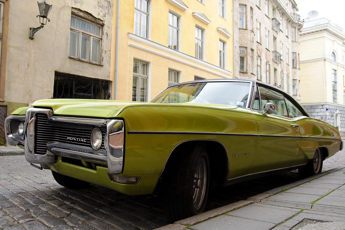 Green Pontiac Via @Atisgailis