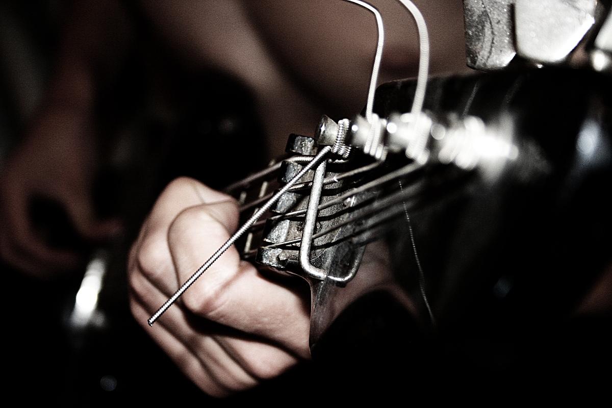 Guitar Player Via @Atisgailis