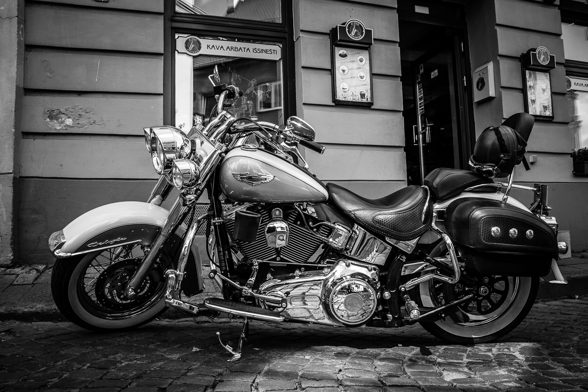Harley Davidson Via @Atisgailis