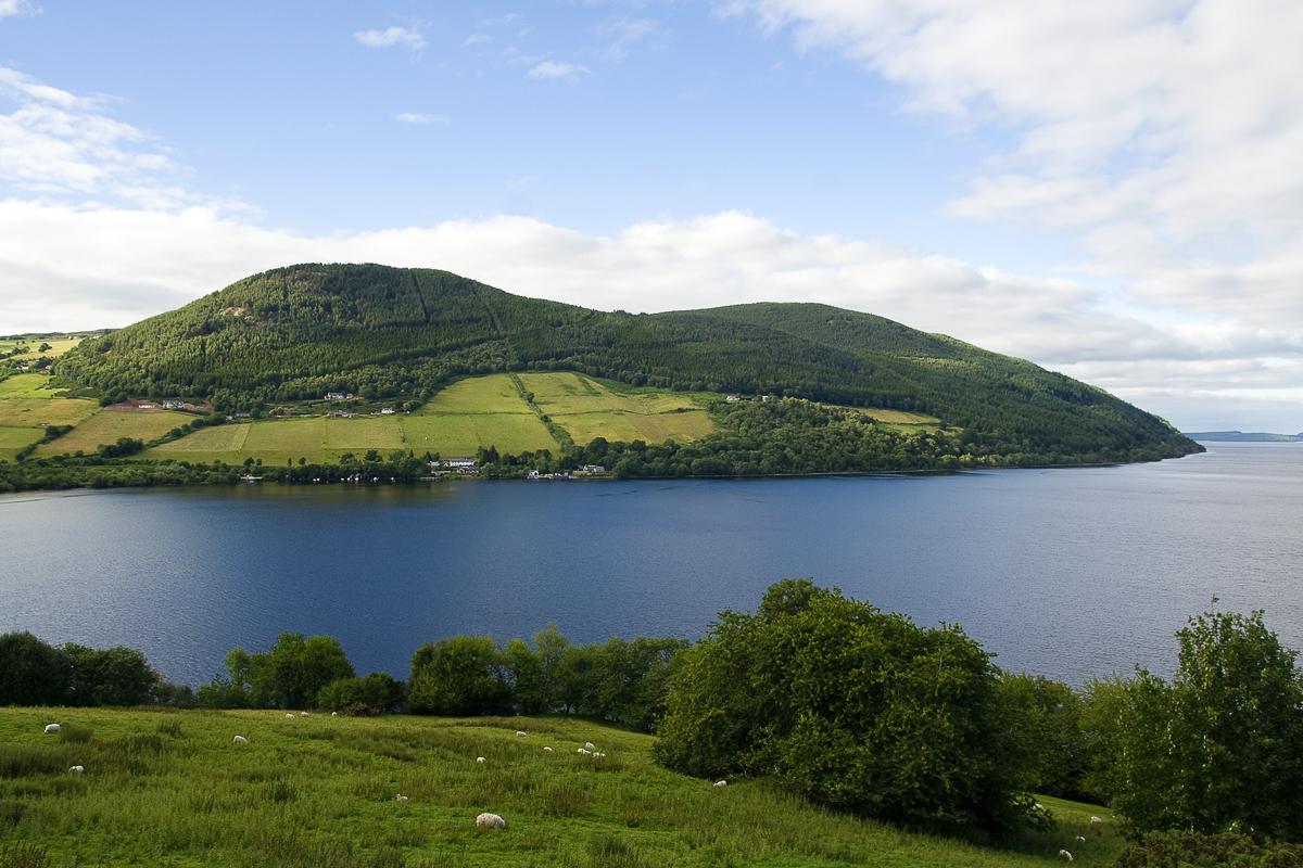 Loch Ness Via @Atisgailis