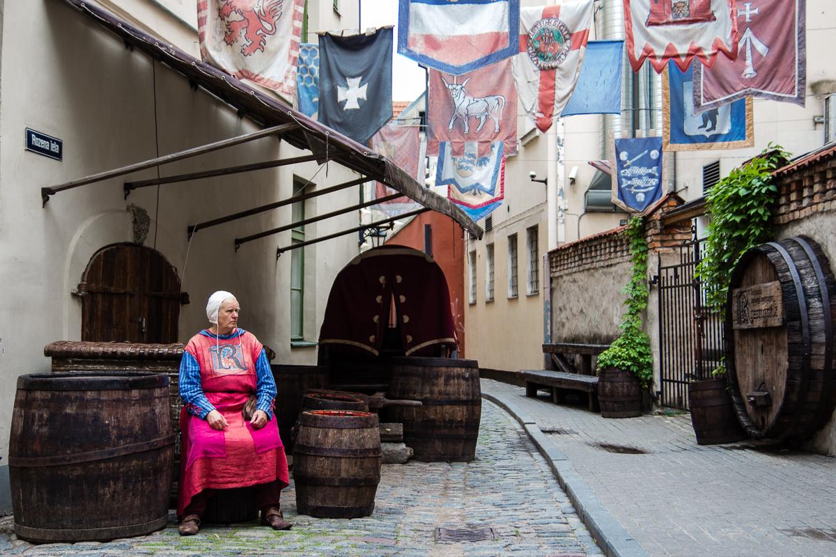Medieval Riga Via @Atisgailis