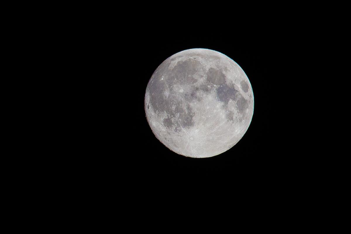 Full Moon Via @Atisgailis