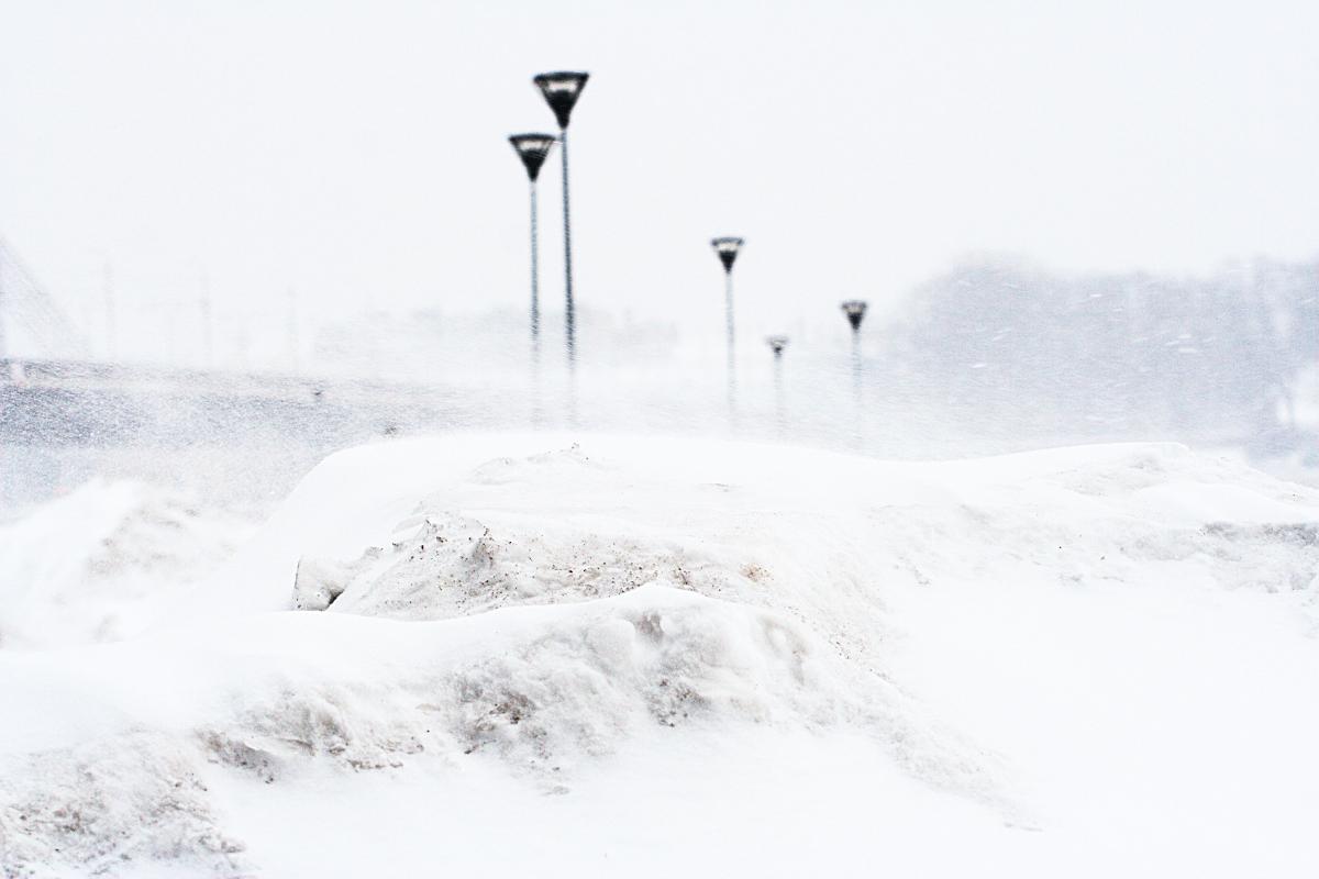 Pile Of Snow Via @Atisgailis