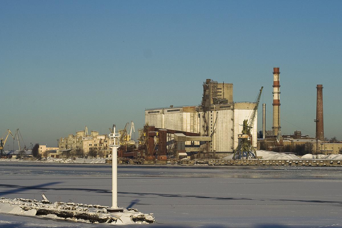 Port On Ice Via @Atisgailis