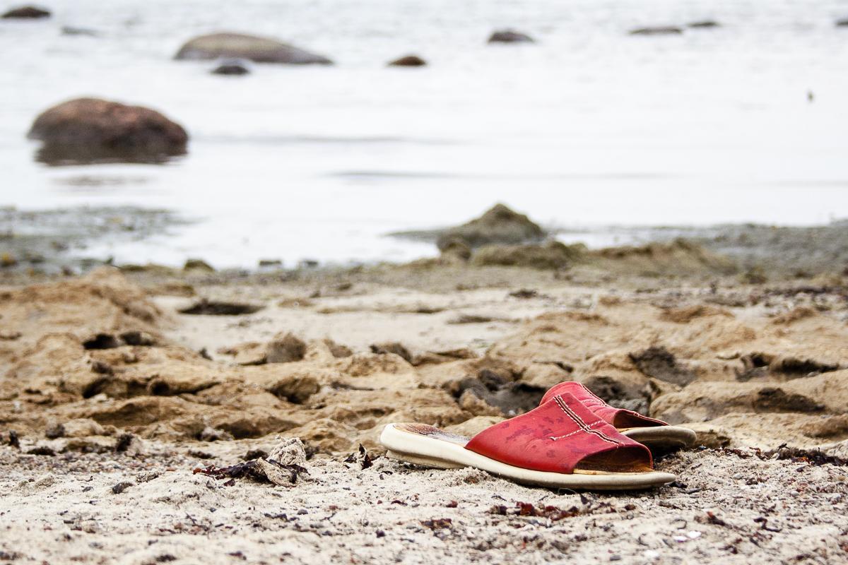 Red Slippers Via @Atisgailis