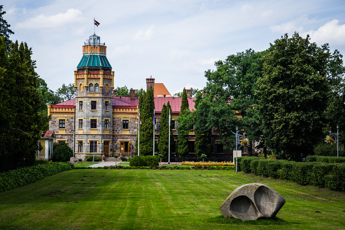 Sigulda Castle Via @Atisgailis