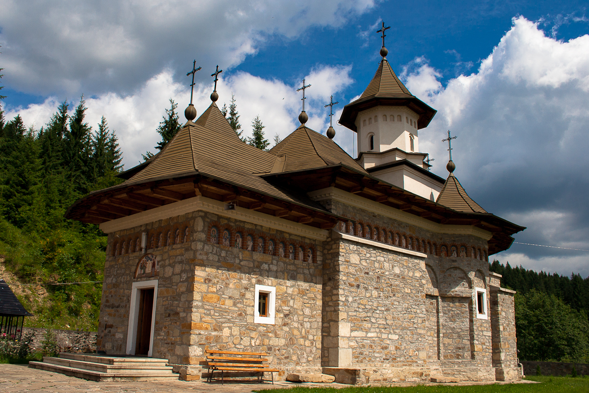 Small Romanian Church Via @Atisgailis
