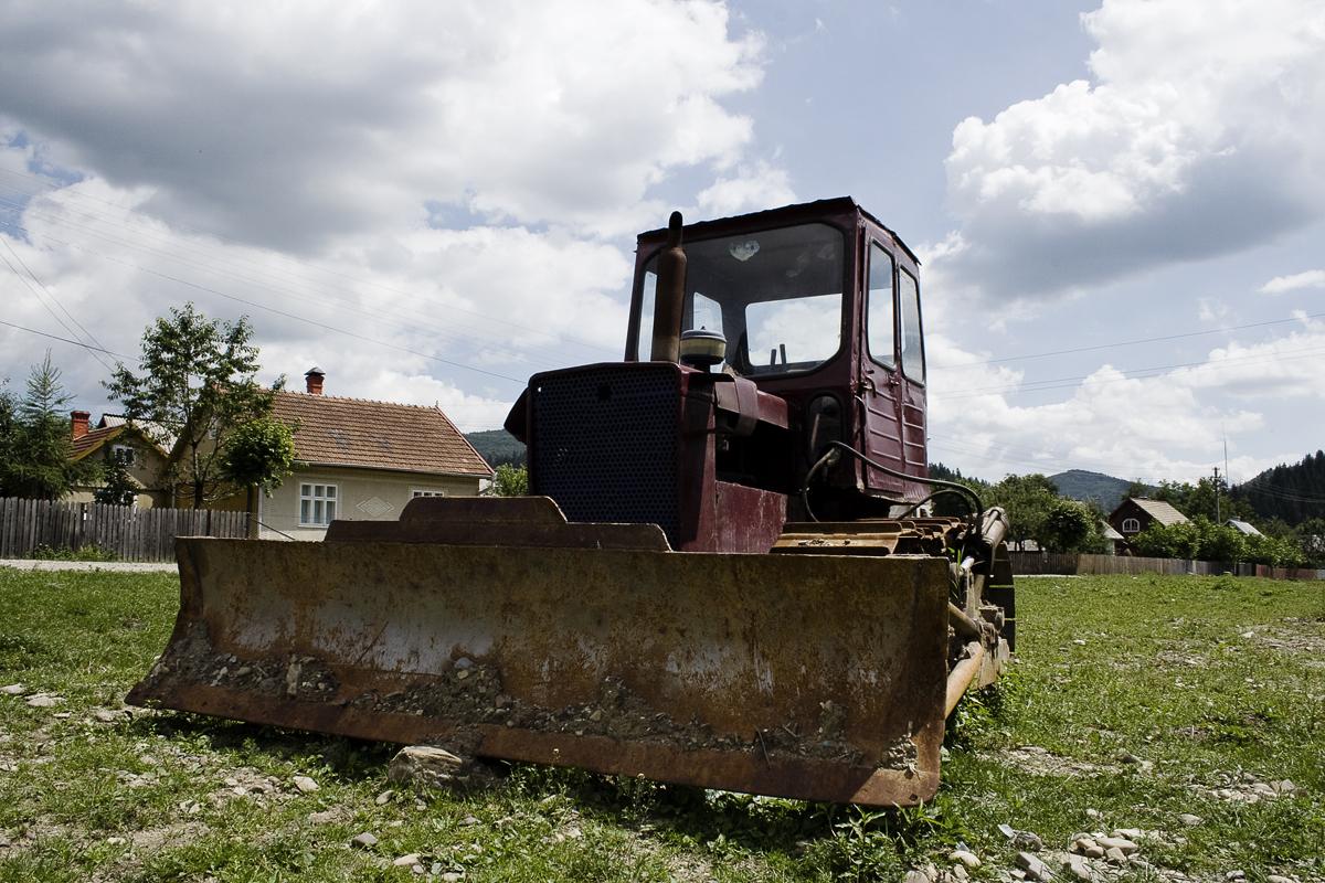 Tractor Via @Atisgailis