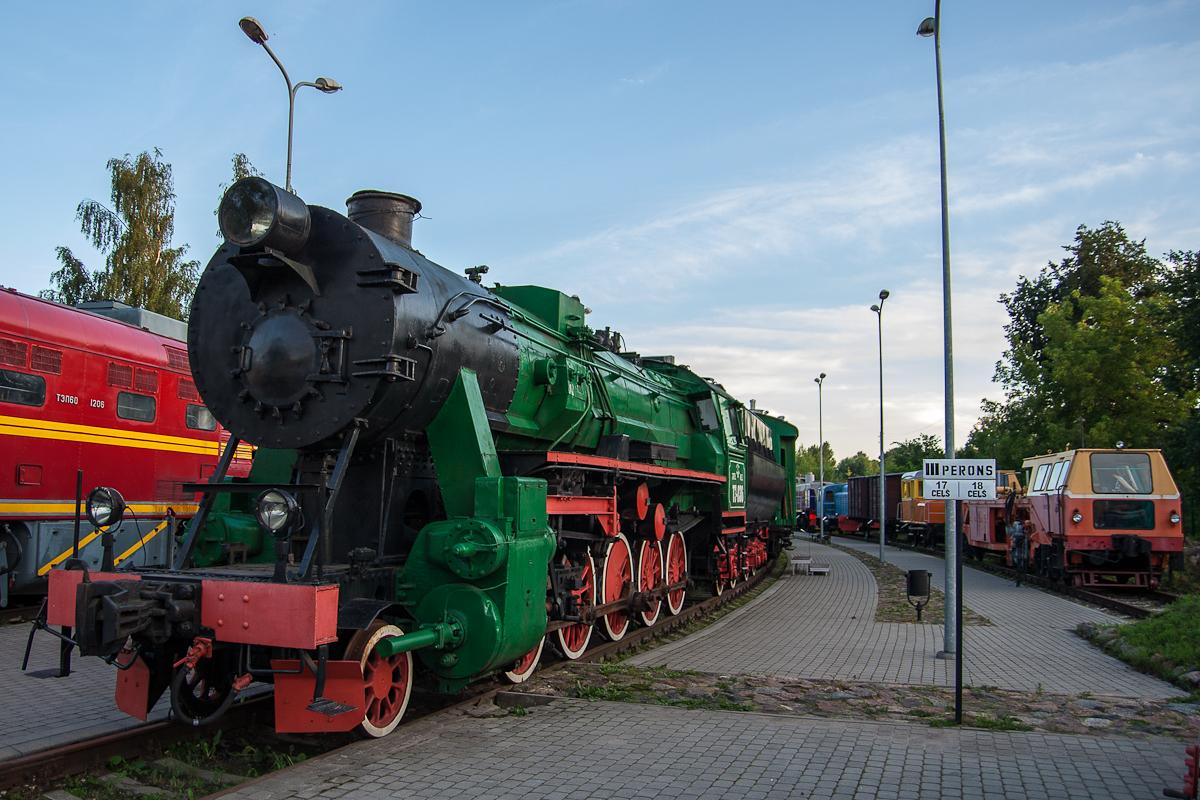 Train Museum Via @Atisgailis