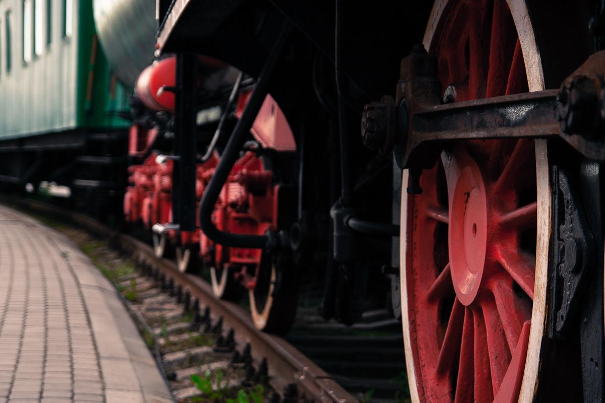 Train To Past Via @Atisgailis