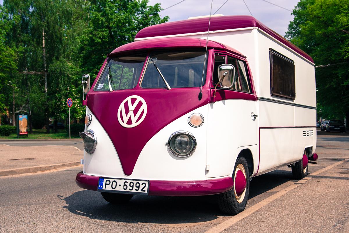 Volkswagen Type 2 Via @Atisgailis