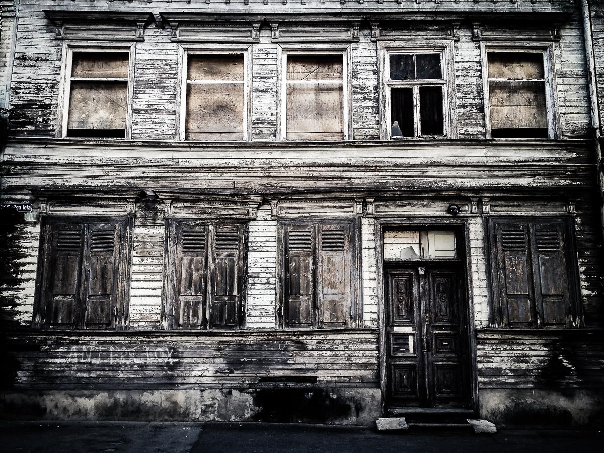 Abandoned House On Smiļģa Street Via @Atisgailis