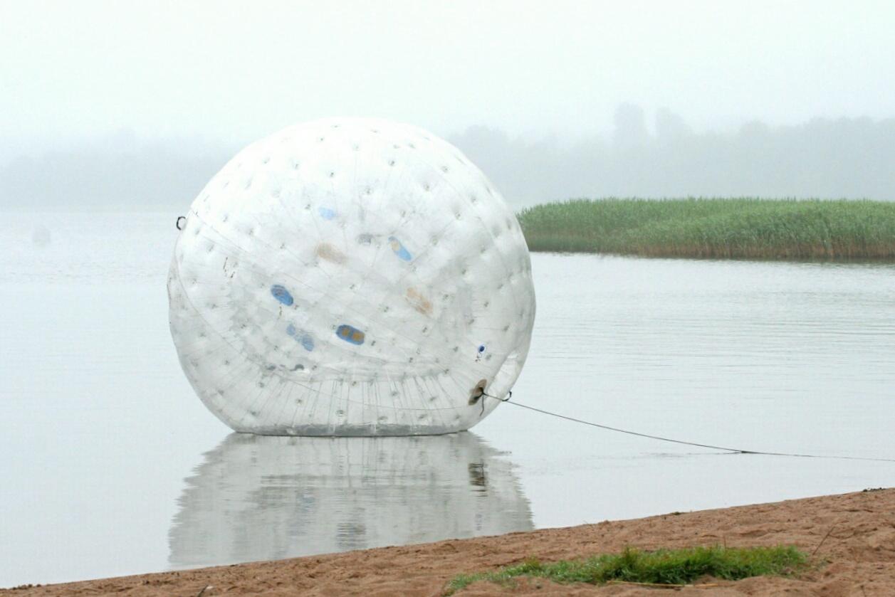 Water Ball Via @Atisgailis