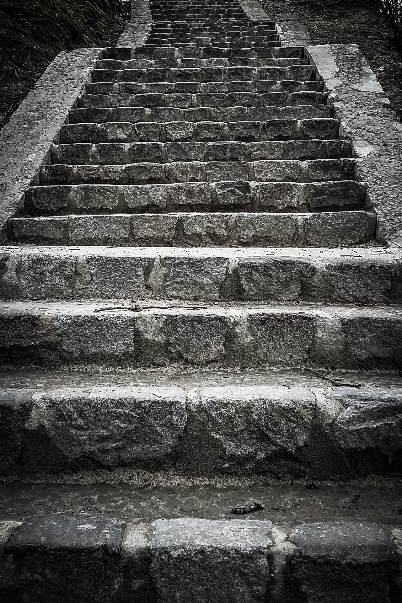 Stone Stairs Via @Atisgailis