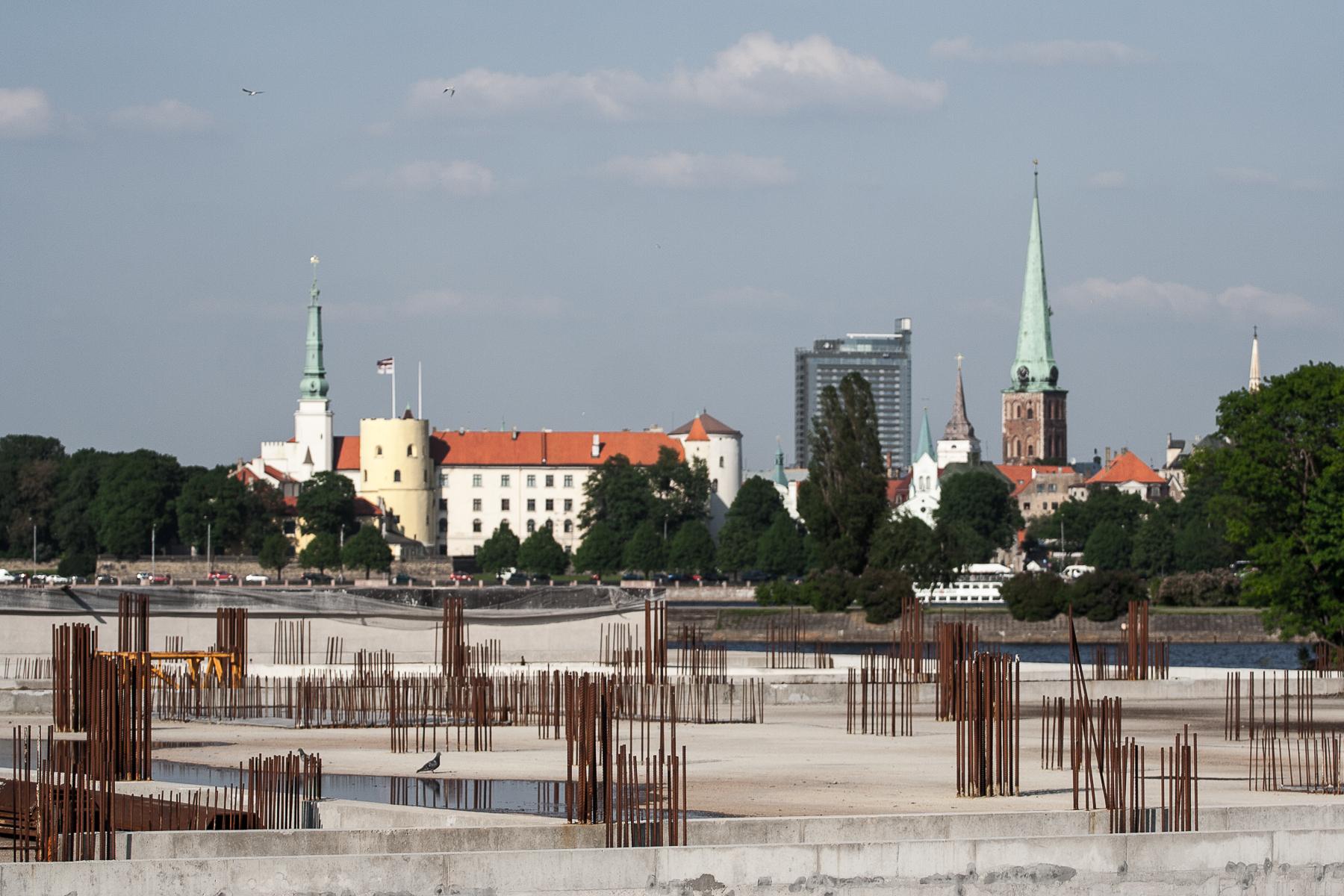 Building Riga Via @Atisgailis