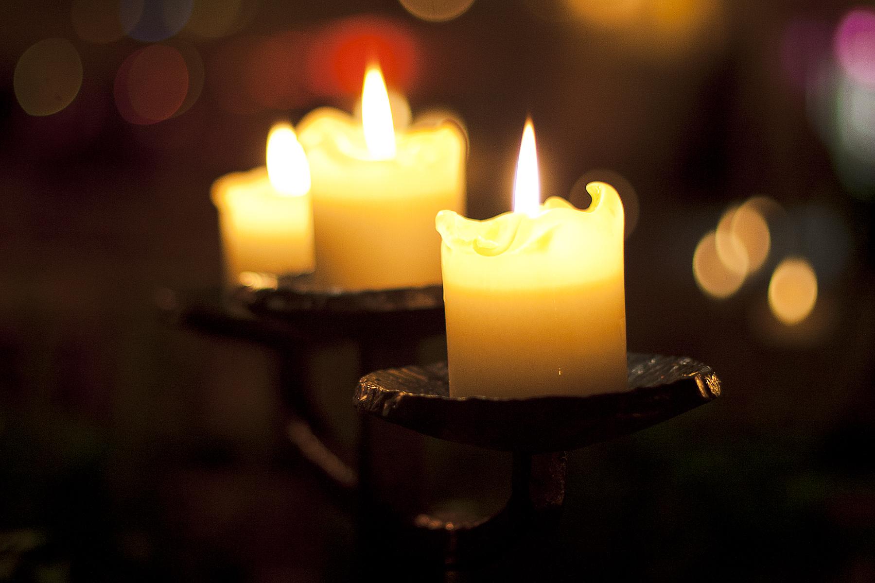 Candles Via @Atisgailis