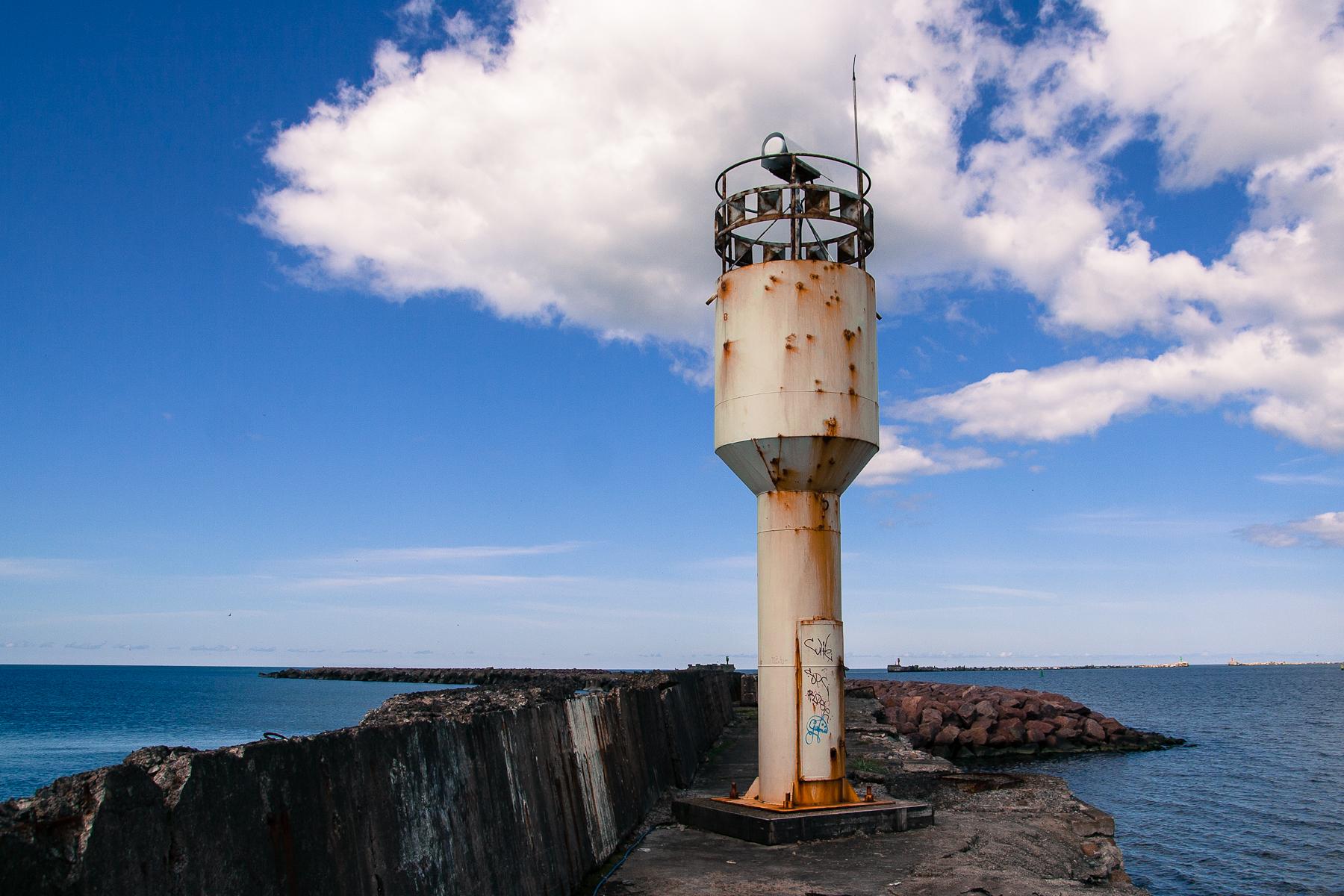 Liepāja Lighthouse Via @Atisgailis