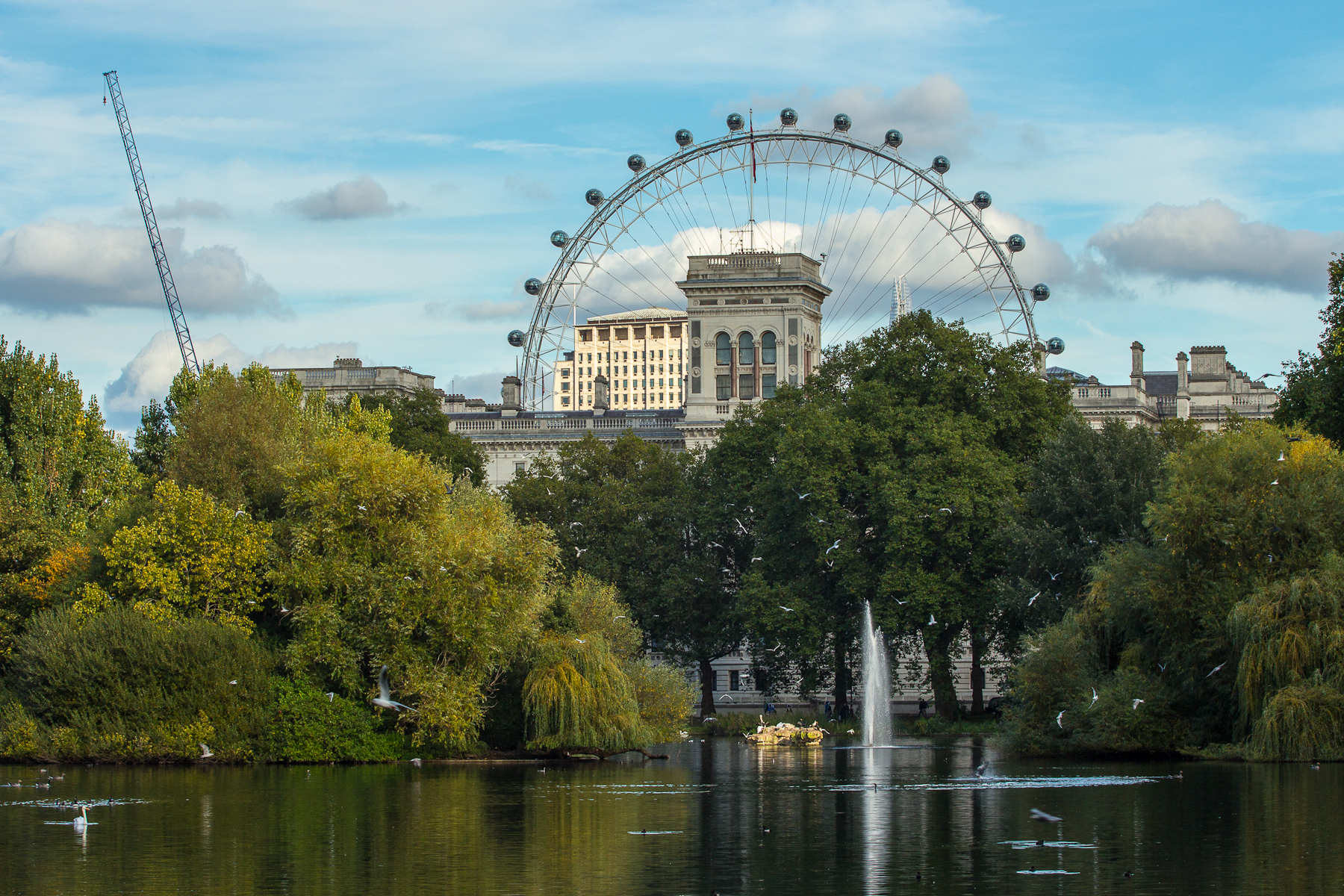 London In The Eye Via @Atisgailis