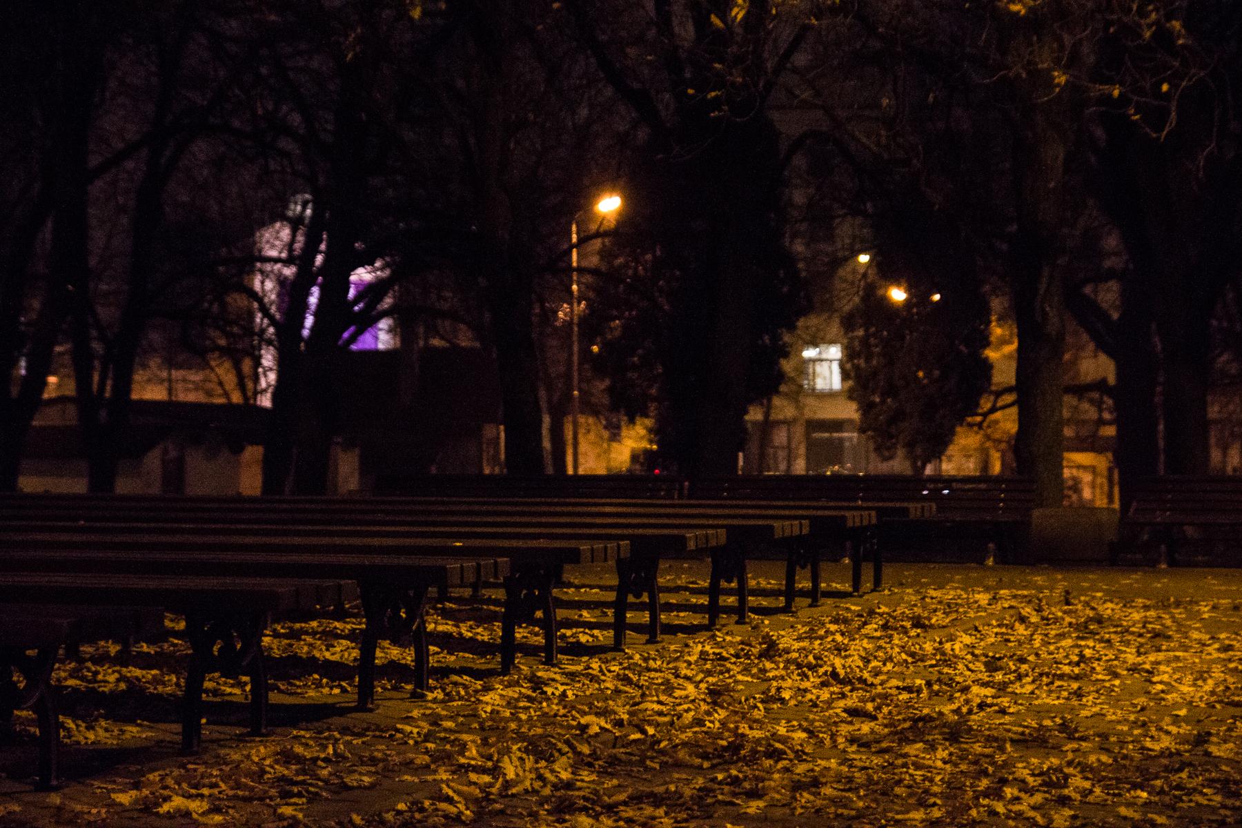 Night At Park Via @Atisgailis