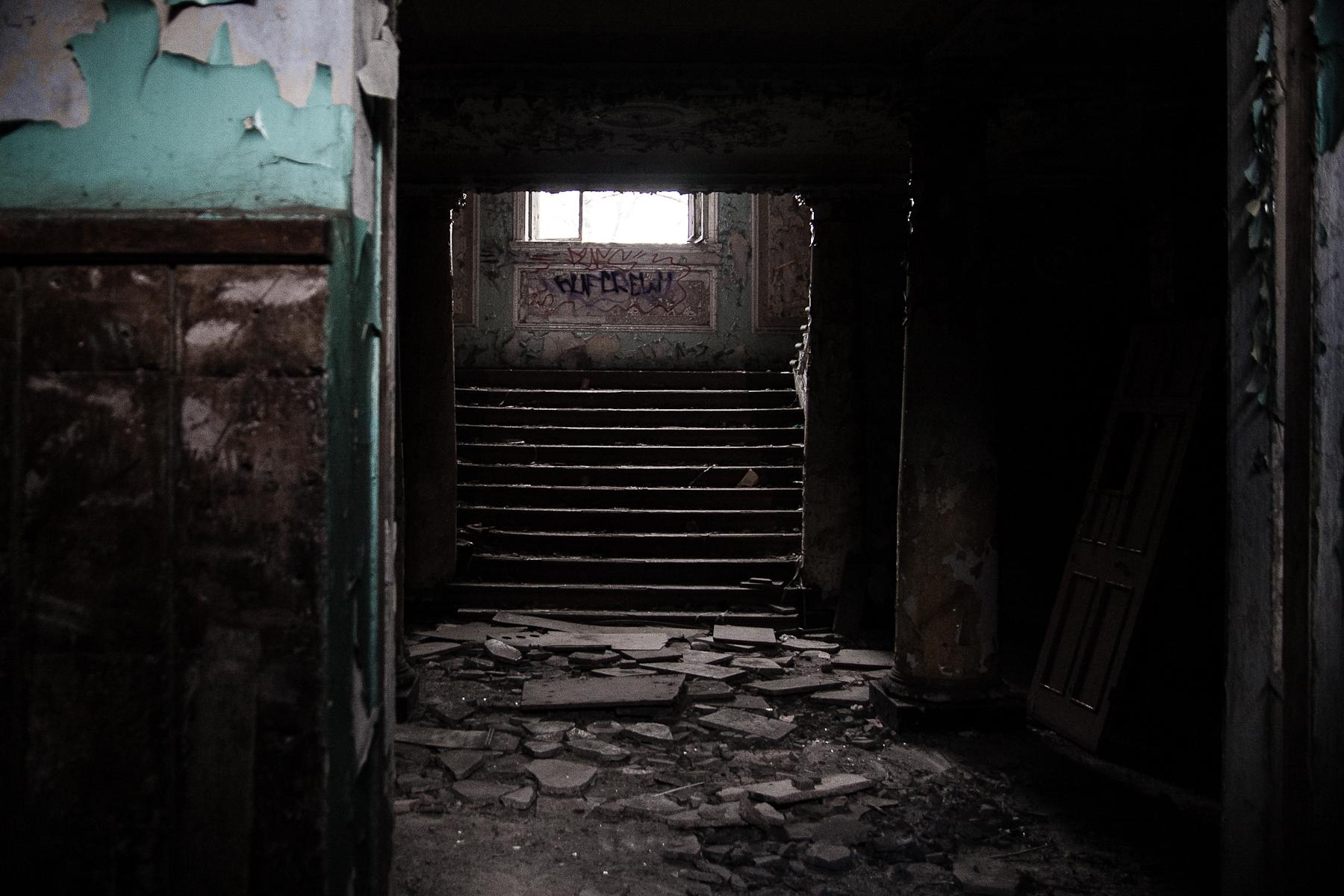Staircase Via @Atisgailis