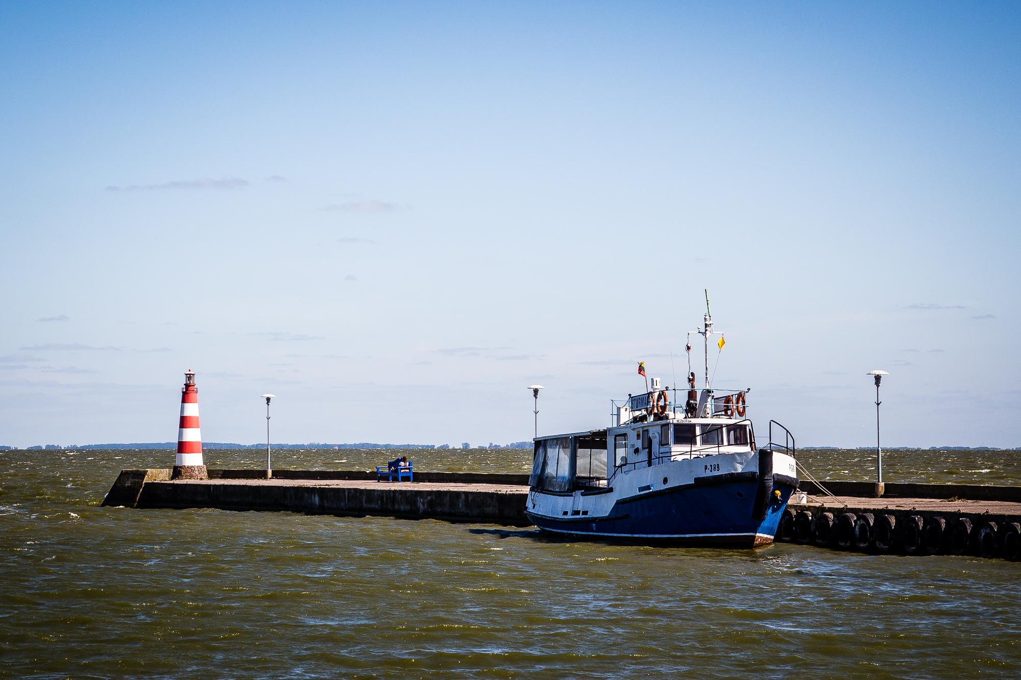 Fishing Boat Via @Atisgailis