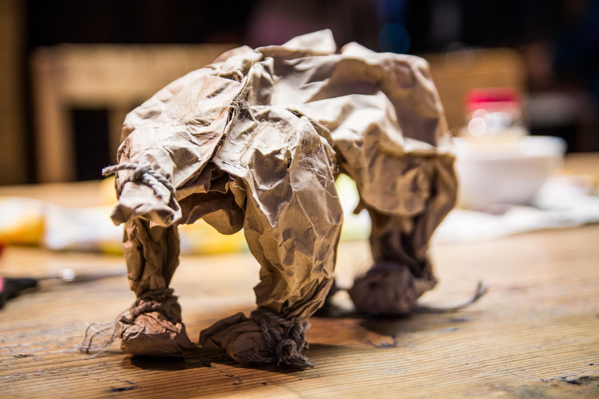 Papīra Objektu Festivāls Via @Atisgailis