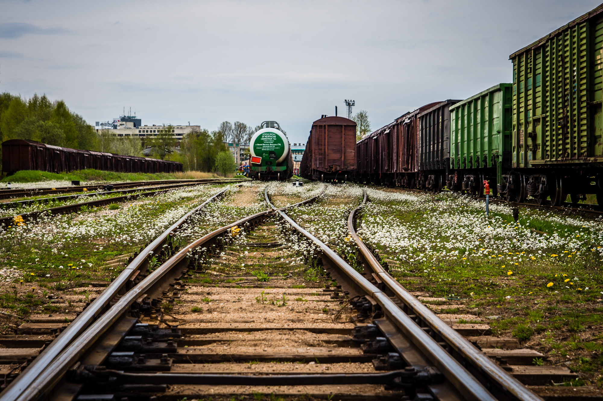 Train Wagons Via @Atisgailis