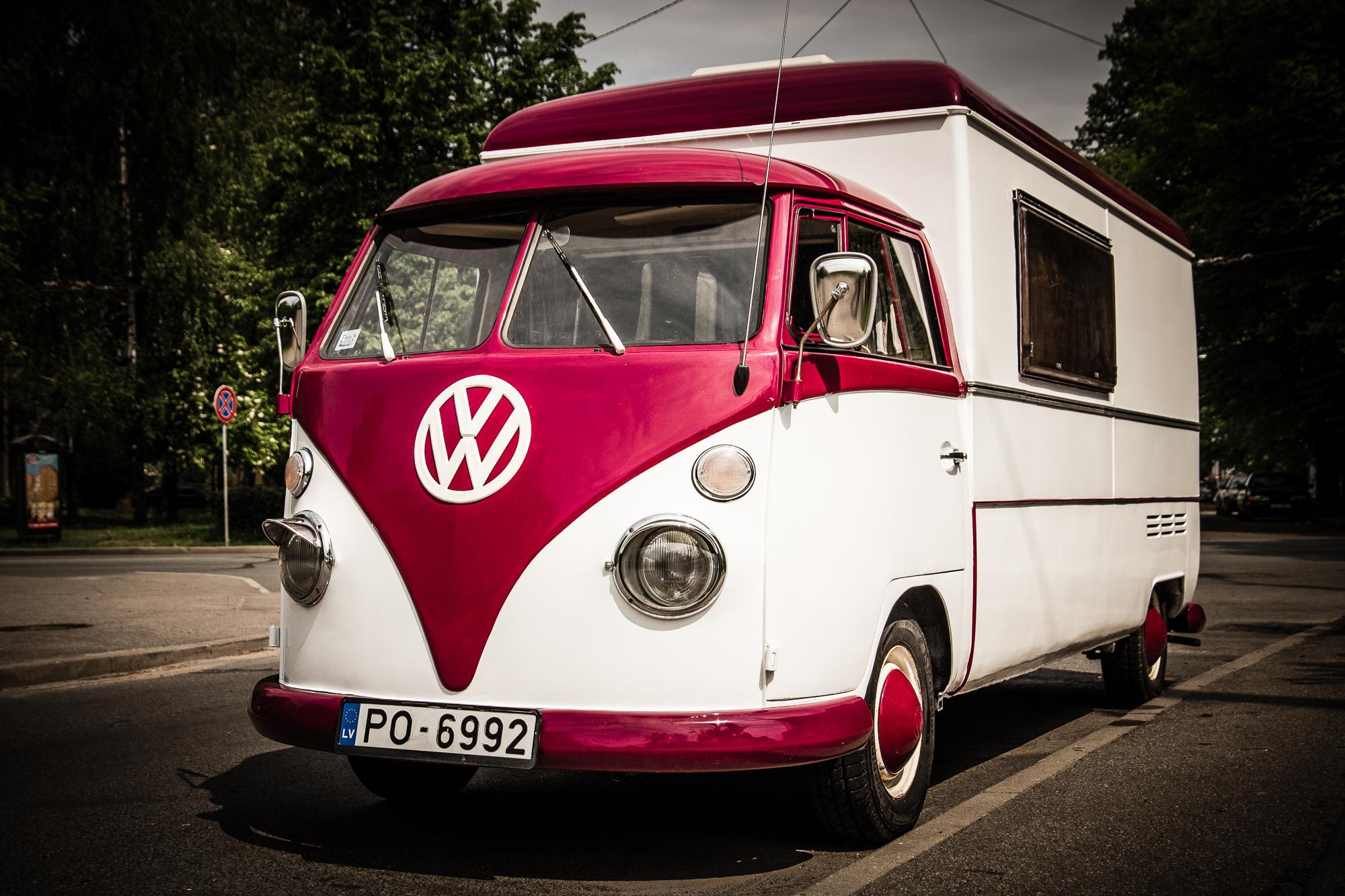 Volkswagen Bus Via @Atisgailis