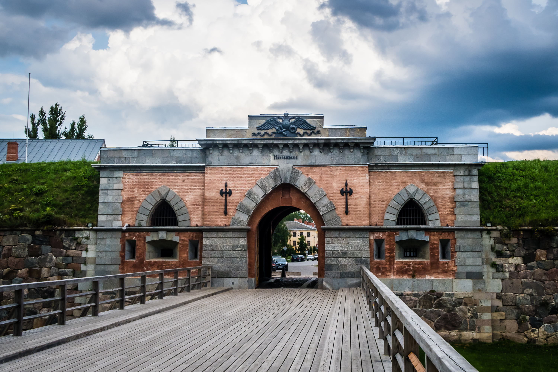 Daugavpils Fortress Via @Atisgailis