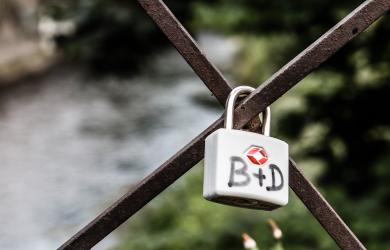 Padlock B+D