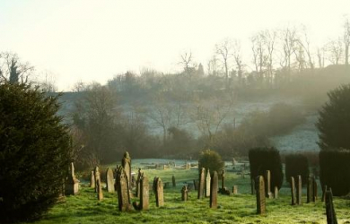 Cemetry Of Uppingham