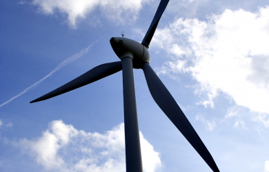 Contemporary Windmill