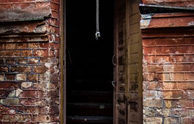Doors With Broken Knot