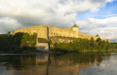 Fortress of Ivangorod