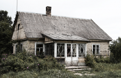 House At Countryside