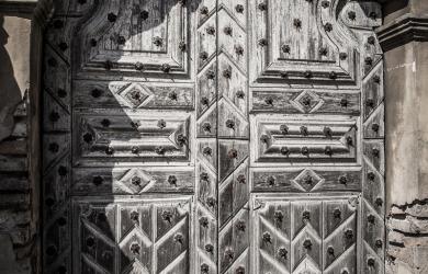 Ironed Doors