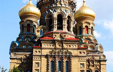 Karosta Orthodox Church, Liepaja