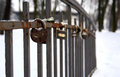 Locks Of Marriage