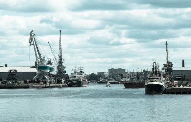 Port of Liepāja
