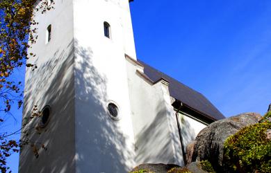 Church In Priekule