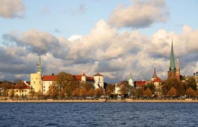 Oldtown Of Riga