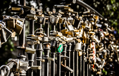 Thousand locks
