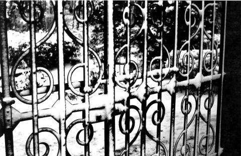 Gates Of Rakvere Cemetry Via @Atisgailis